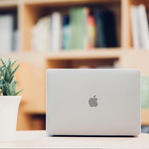 moshi iglaze  carcasa para macbook pro 13 con barra tactil