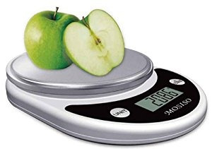 mosiso - cocina digital pro alimentación escala 1 g de 11 li