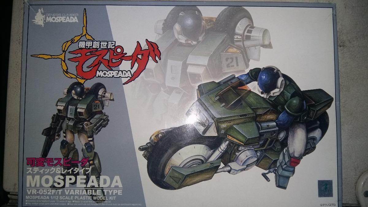mospeada-vr-052ft-transformable-aoshima-