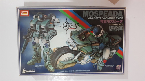 mospeada  vr 052f/t variable type 1 /12