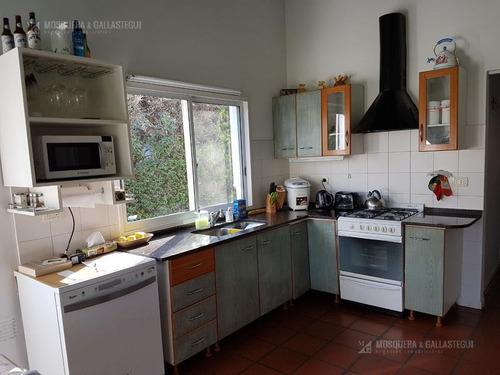 mosquera y gallastegui - alquiler de verano en barrio cerrado pueyrredon c.c. - pilar