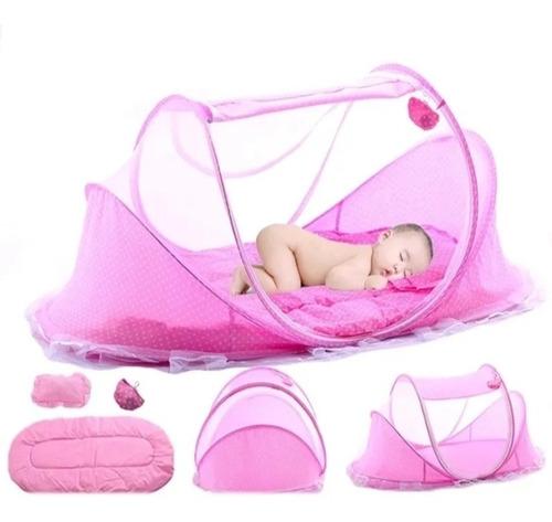 mosquetero plegable para bebé niña - kg a $65000