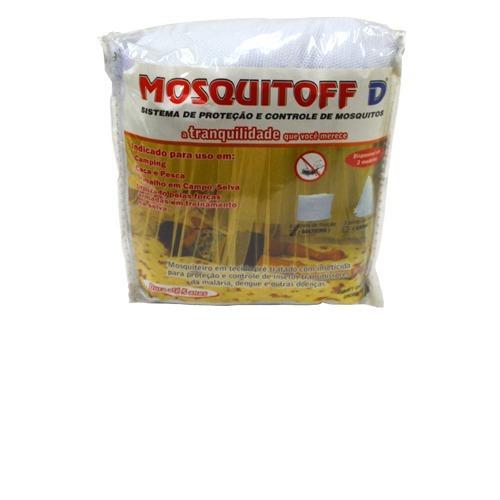mosquiteiro proteção e controle de insetos ( solteiro)
