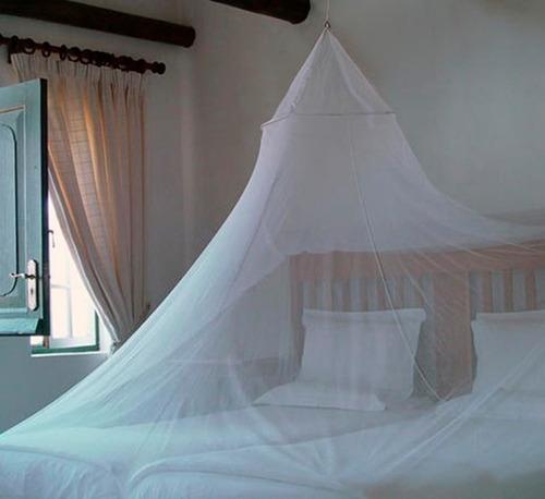 mosquiteiro solteiro durma bem 8mx2,90m - várias cores