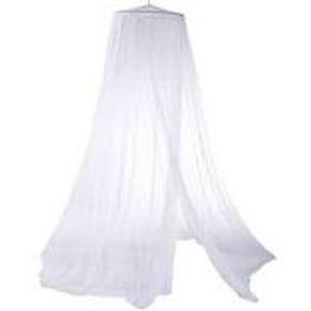 Mosquiteiro Teto Tenda Cortinado Berço Cama Sol. Tule