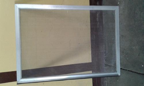 mosquitero de aluminio 0,76 x 0,90