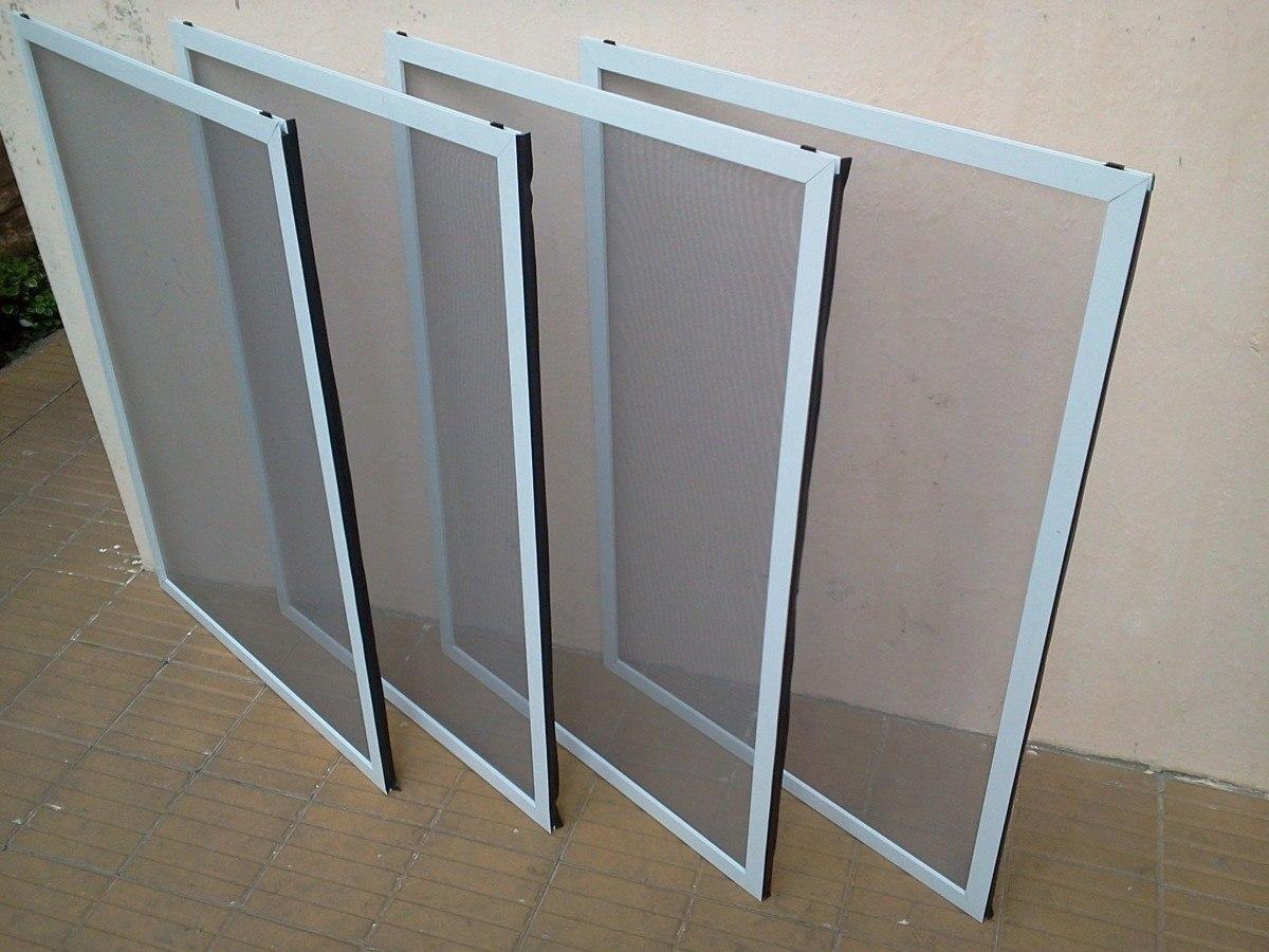 Mosquitero De Aluminio Blanco M2 - $ 850,00 en Mercado Libre