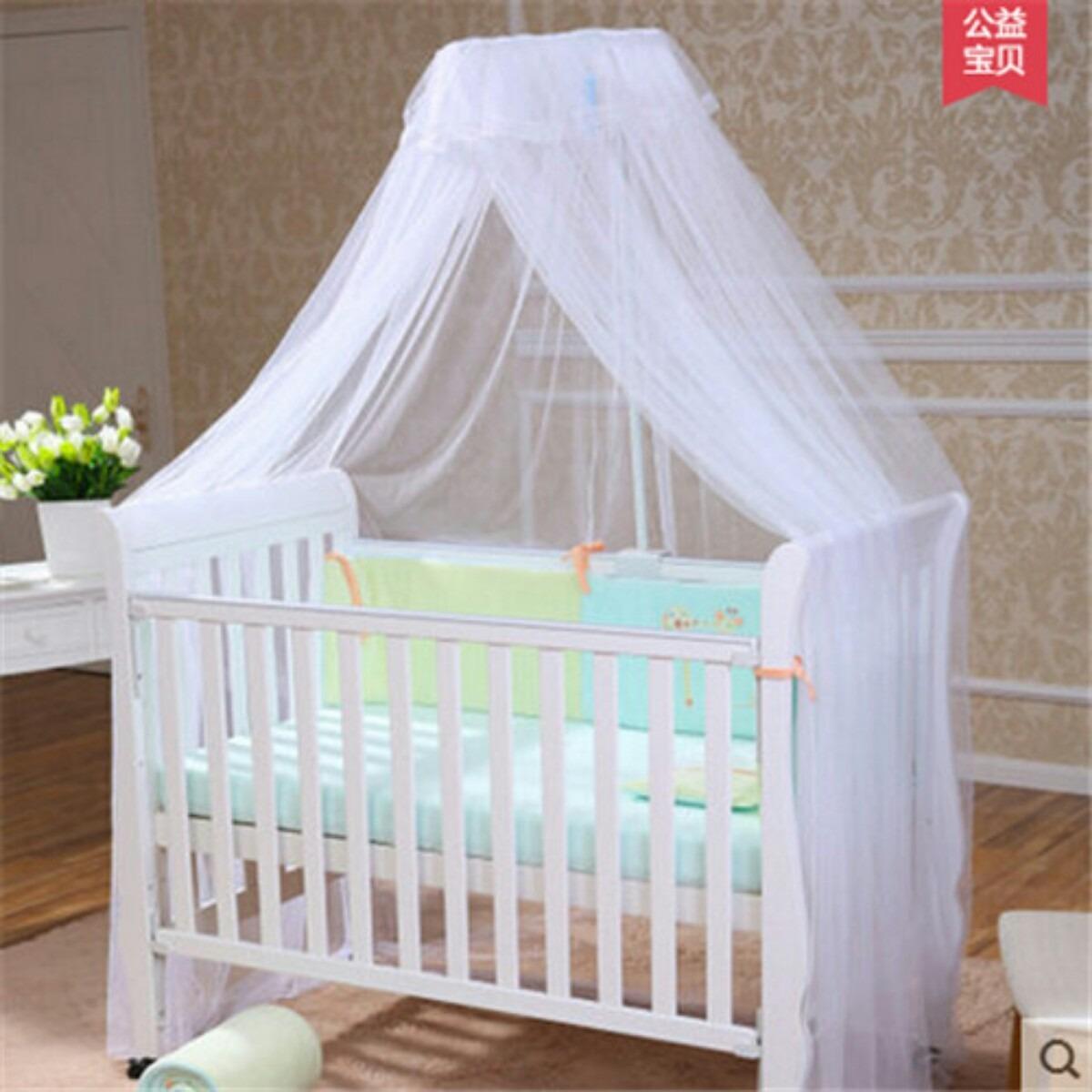 mosquitero de cuna palito bs en mercado libre. Black Bedroom Furniture Sets. Home Design Ideas