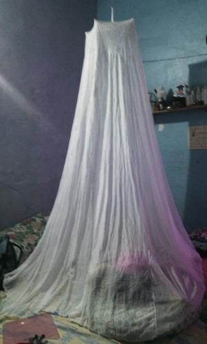 mosquitero grande para cama o cuna