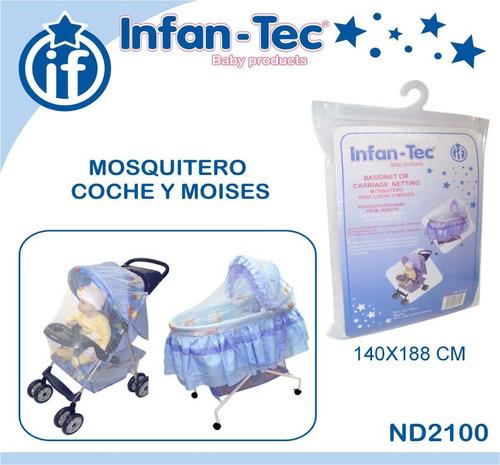 mosquitero para coche y moises