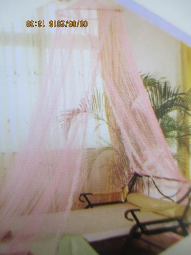 mosquitero  protector para mosquito cama individual y cuna.