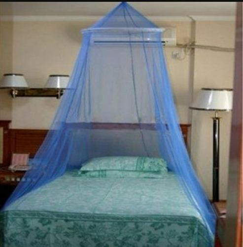 mosquitero tul cubre cama de 2 plazas