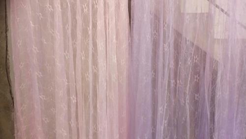 mosquitero tul para cama 2 1/2 aro reforzado