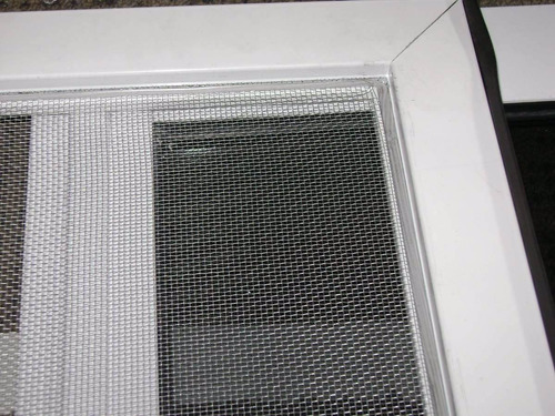 mosquiteros de aluminio a medida