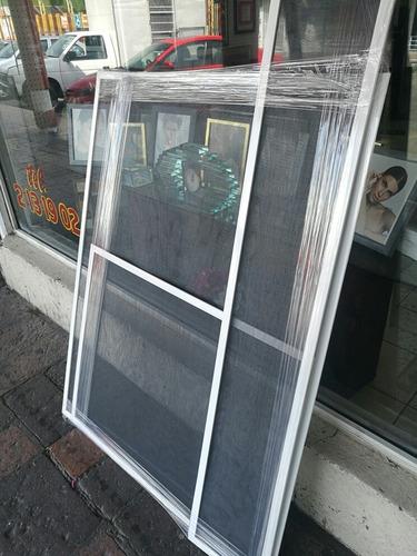 mosquiteros de aluminio para ventanas, colocación y servicio