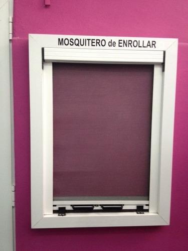 mosquiteros, fijos, corredizos de enrollar fabrica