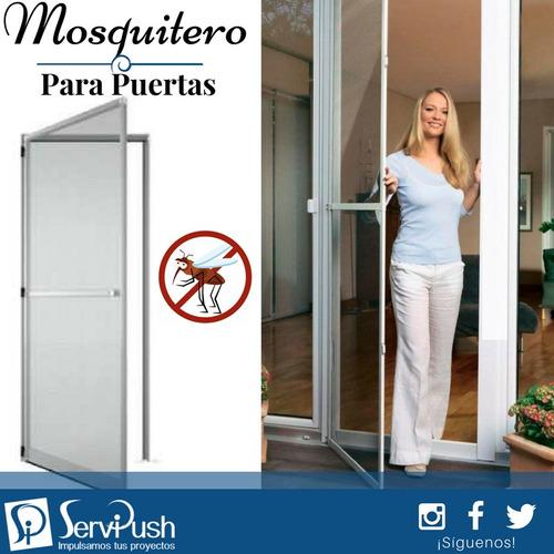 mosquiteros instalación y reparación para ventanas y puertas