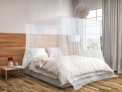 mosquiteros para cunas y cama individual