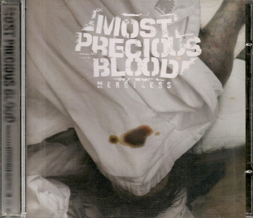 most precious blood - merciless
