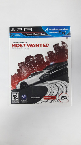 most wanted juego need for speed