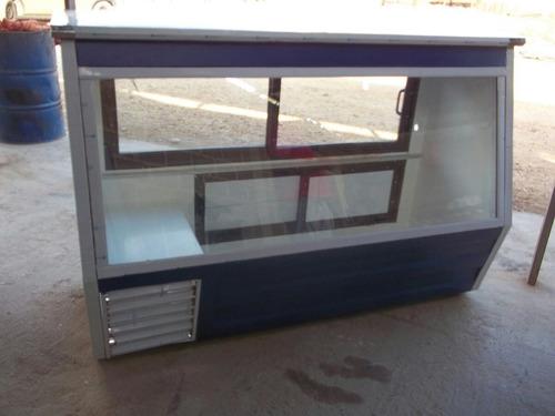 mostador charcutero y vitrinas  somos fabricantes