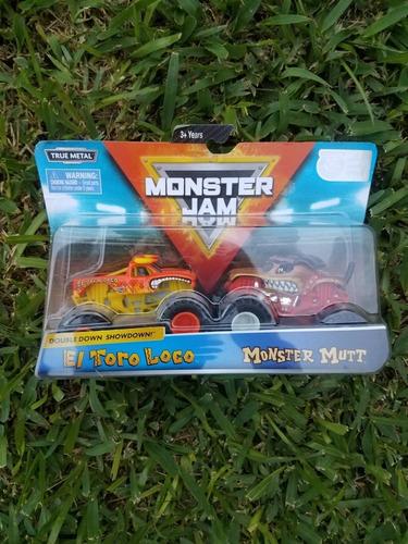 moster truck de hotwheels y monster jam