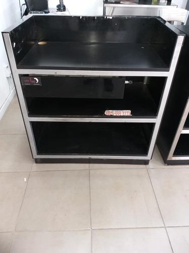 mostrador con caja 0.90 x 0.98 x 0.52