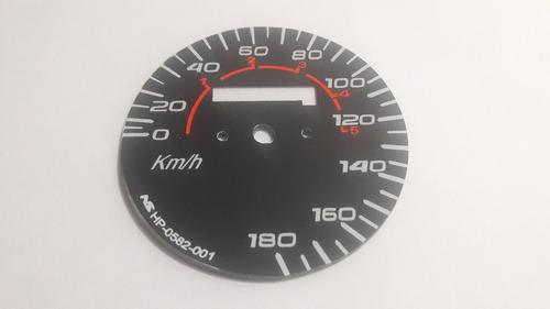 mostrador de velocimetro do painel da  moto cg 150