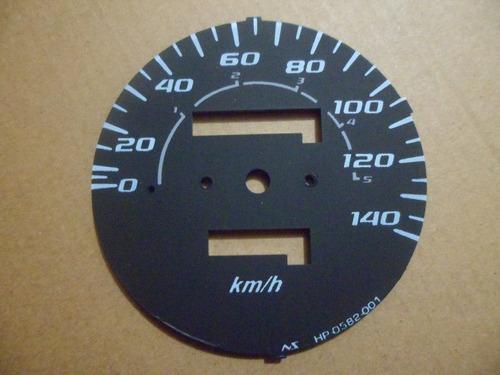 mostrador de velocímetro moto cg 150 titan
