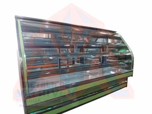 mostradores de panadería, variedad en diseño y calidad