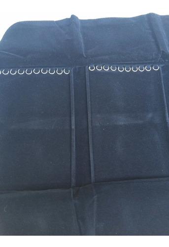mostruário jóias - mostruário veludo - pasta - 60 x 45 cm