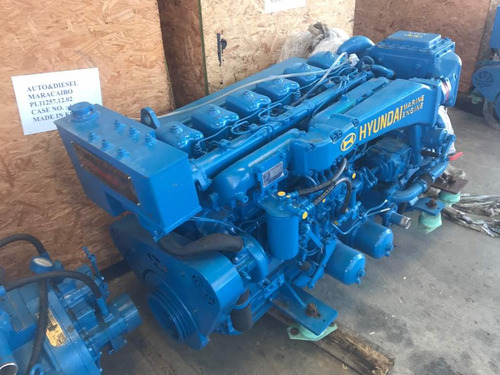 mot marinos hyunday 360 de 420 hp c/caja relac de 2a1 nuevos