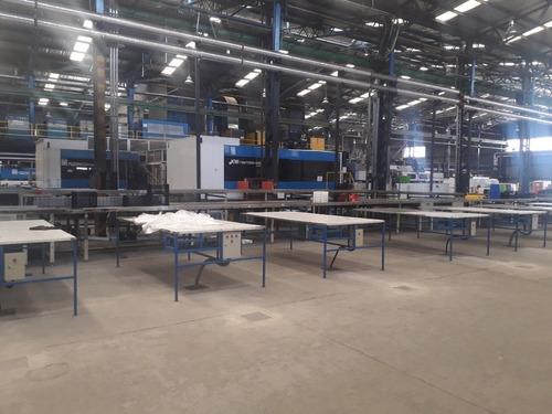 motaje de equipos industriales, comerciales y domésticos.