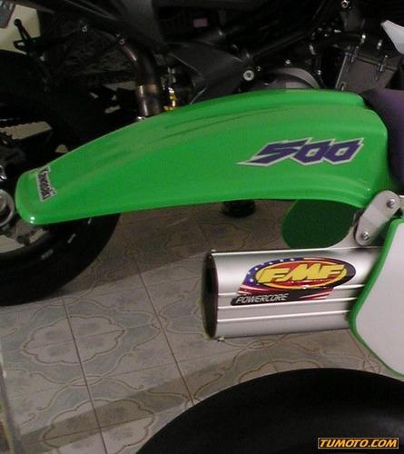 motard 501 más kawasaki kawasaki