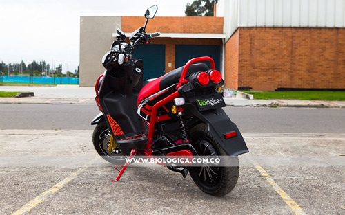 motard e-urban bws doble farola - estilo zuma *nueva*
