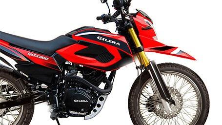 motard gilera smx 200 enduro moto beta  miltirayo eccomotor