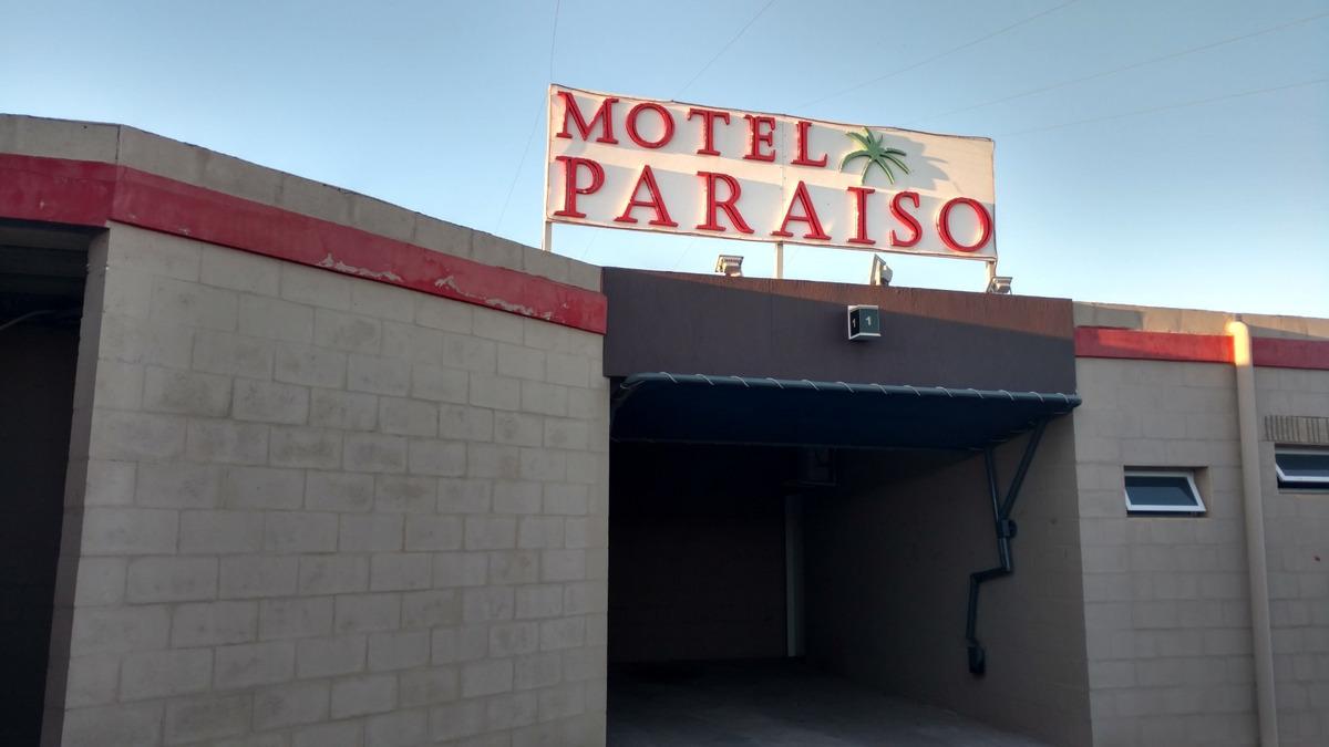 motel alojamiento 14 habitaciones