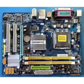 Mother 775 Ddr2 + Micro Dual Core Usado Garantia Congreso
