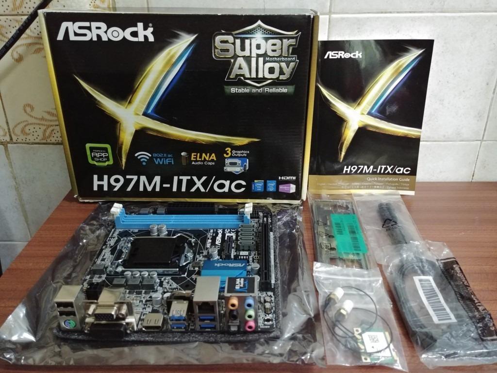ASROCK H97M-ITXAC INTEL USB 3.0 DOWNLOAD DRIVERS