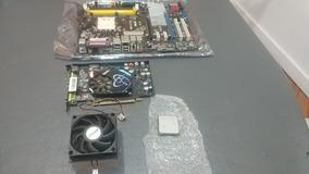 Amd A 8 7600 Placa De Video Geforce Gt 1030 - Componentes de PC en