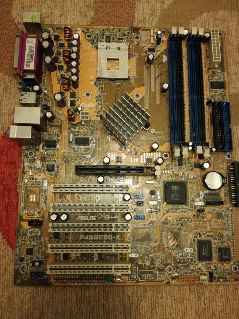 driver de audio asus p4s800d-x