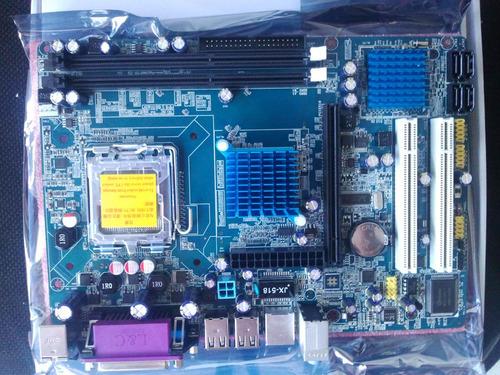 mother board ddr3 socket 775 nuevos en oferta!