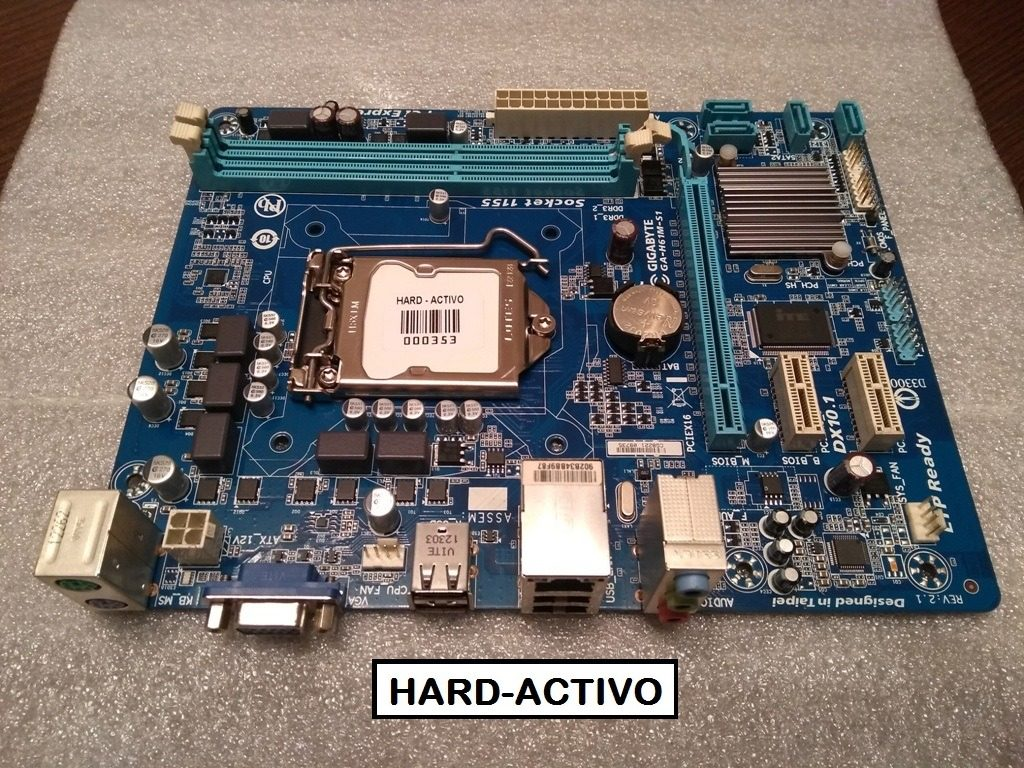 GIGABYTE GA-H61M-S1 LAN WINDOWS 8.1 DRIVERS DOWNLOAD