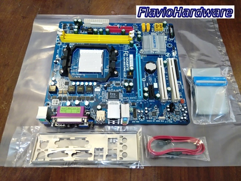 GIGABYTE M61PME-S2P MOTHERBOARD DRIVERS FOR PC