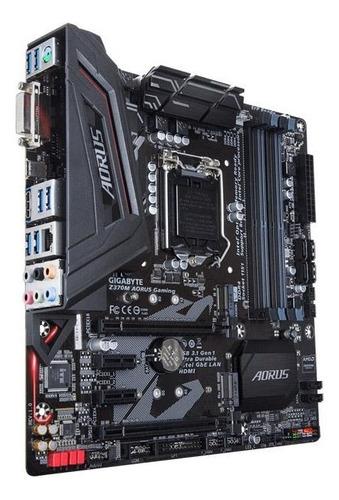 mother gigabyte z370m aorus gaming