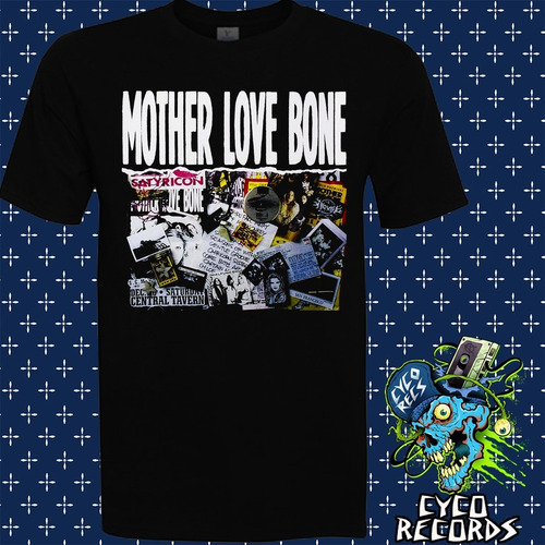 mother love bone - rock - polera- cyco records
