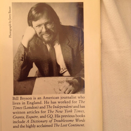 mother tongue bill bryson The mother tongue - english and how it got that way by bryson, bill by bryson, bill | pb | good 50 out of 5 stars - the mother tongue - english and how it got that way by bryson, bill.