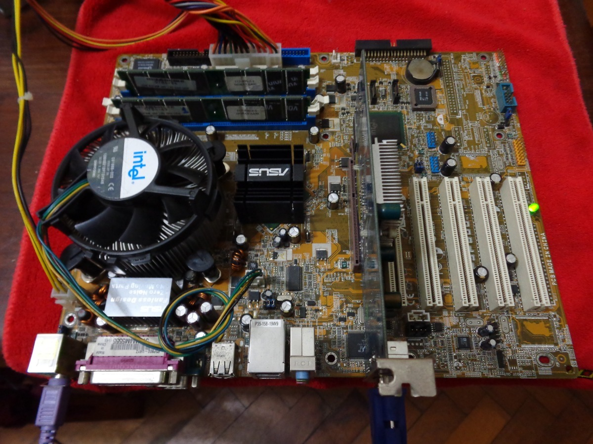 MOTHERBOARD P5P800S WINDOWS 7 64 DRIVER