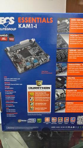 motherboard am1 amd