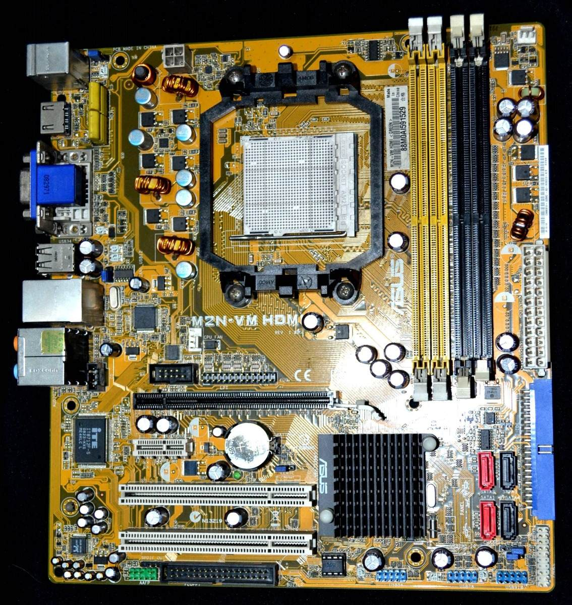 ASUS M2N-VM HDMI MOTHERBOARD DRIVER FOR WINDOWS 7